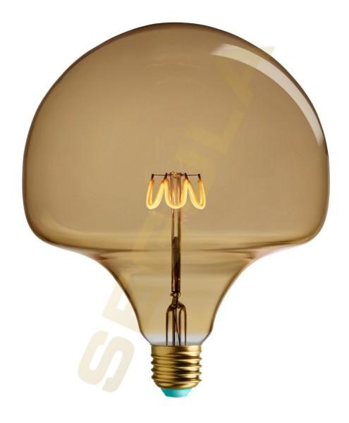 LED PLUMEN Wilma gold E27, 50006