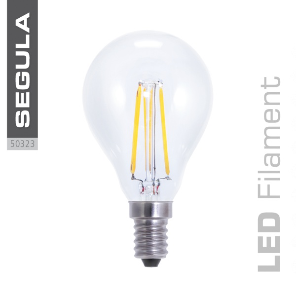LED Tropfenlampe klar |E14|3,5 W (20 W)|200 Lm|2.600 K|