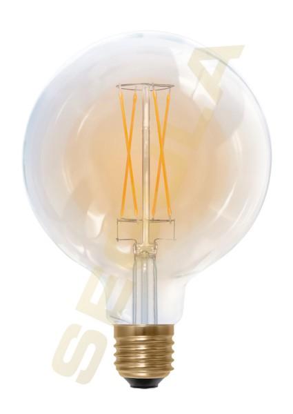 LED Globe 125 gold  E27 50293