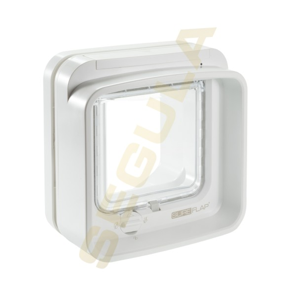 SureFlap Dualscan Mikrochip Katzenklappe, 70941