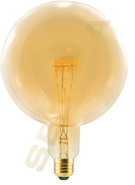 LED Grand Globe 200, E27, Gold, 50404