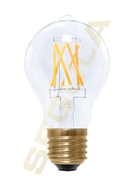 LED Glühlampe, klar, E27, 50278