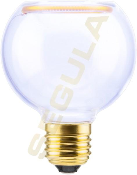 50045 LED Floating, Globe 80, klar, E27, 2200 K