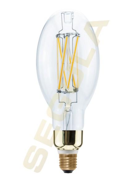 LED High Brightness Ellipse klar E27 50895