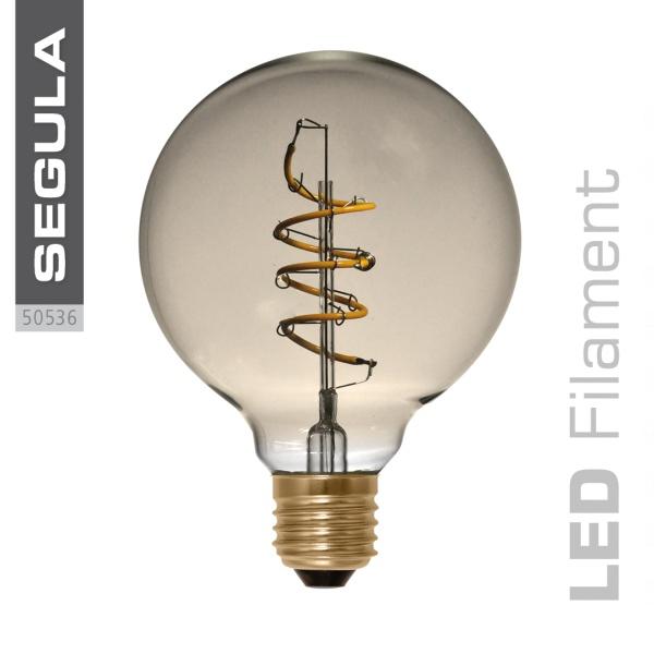 LED Globe 95 Curved Golden |E27|4,0 W (15 W)|140 Lm|2.200 K|