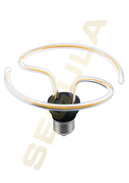 LED Art Tai Chi E27 2600K 50161
