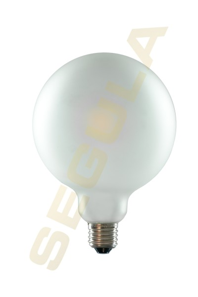 LED Globe 125 satiniert, E27, 50675