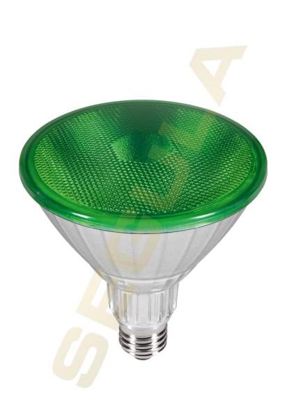 LED PAR 38 Reflektor grün E27 50763