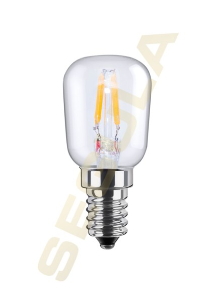 LED Kühlschranklicht klar E14 2600K 50638