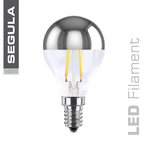 LED Glühlampe Spiegelkopf |E14|2,7 W (20 W)|150 Lm|2.600 K|