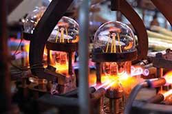 Segula Filament-Lampen Produktion