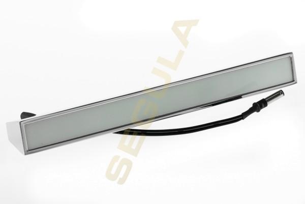 LED Möbelgriff Square chrome 128 mm warmwhite 50870