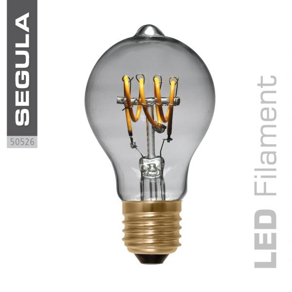 LED Glühlampe Curved klar |E27|4 W (15 W)|140 Lm|2.200 K|