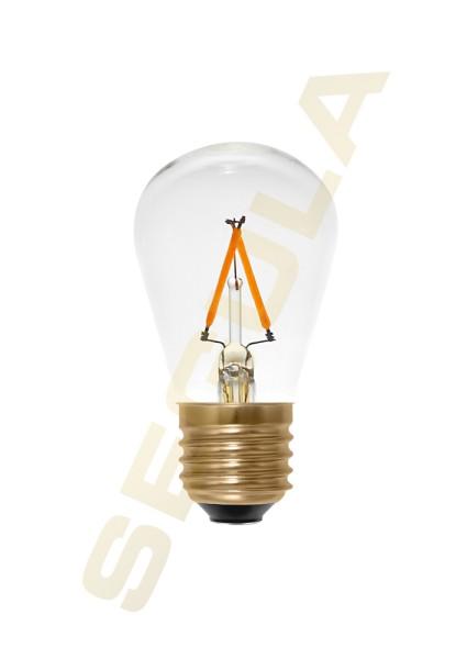 LED Mini Rustika, klar, E27, 50835