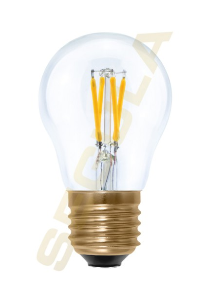 LED Glühlampe klein klar E27 2200 K 50211