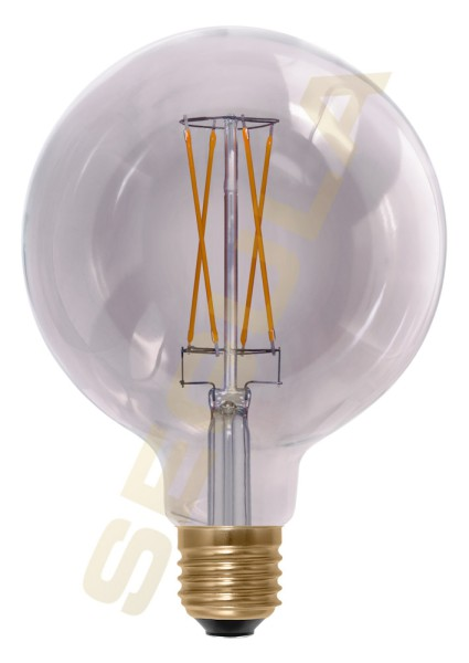 LED Globe 125 Smokey grau E27 50503