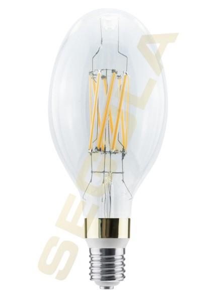 LED Ellipse klar E40 2700K 50888
