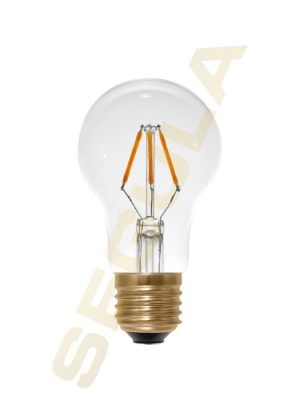 LED Glühlampe, klar, E27, 50836