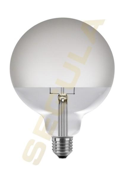 LED Globe 125 Half Moon, E27, 50509