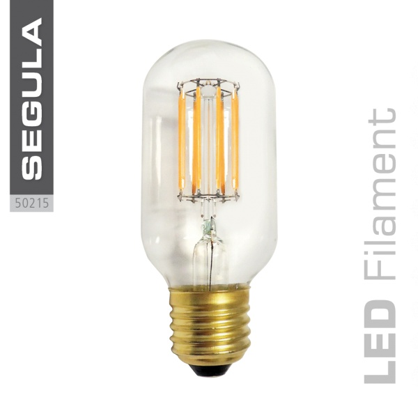 LED Radio Style klar |E27|4,7 W (35 W)|400 Lm|2.200 K|
