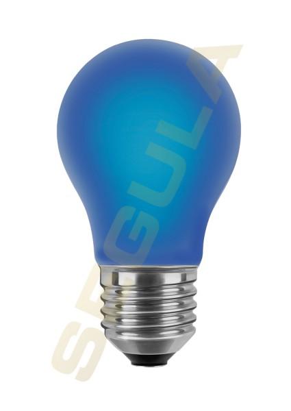 LED Glühlampe blau E27 50672