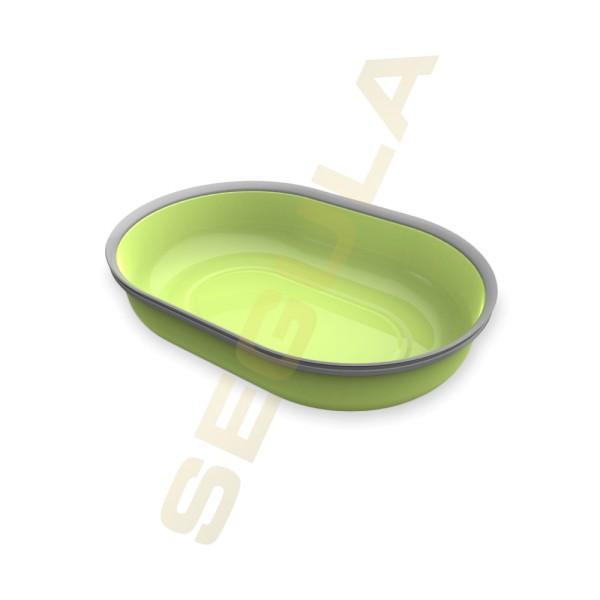 70924, Futterschale grün