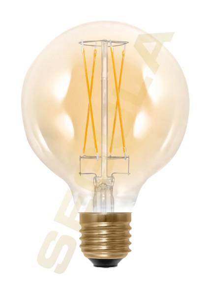 LED Globe 95 gol, E27, 50292