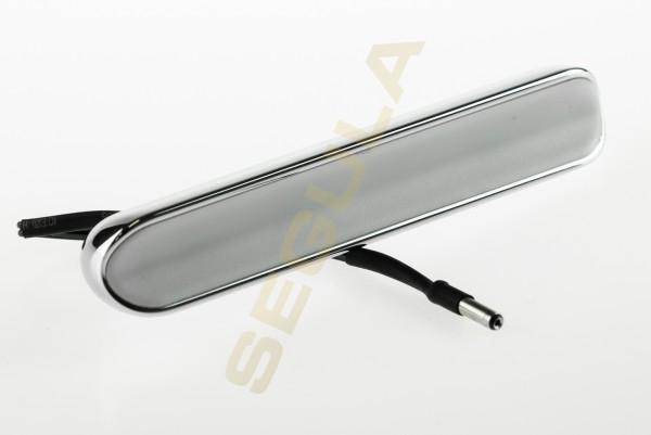 LED Möbelgriff Round chrome 96 mm  warmwhite 50885