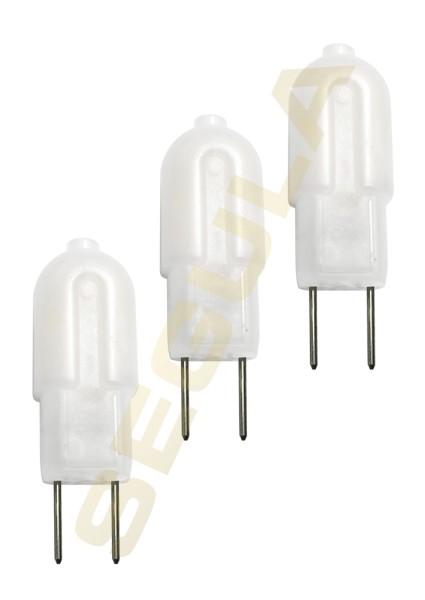 LED G6.35 Stift opal 3er Pack 60633