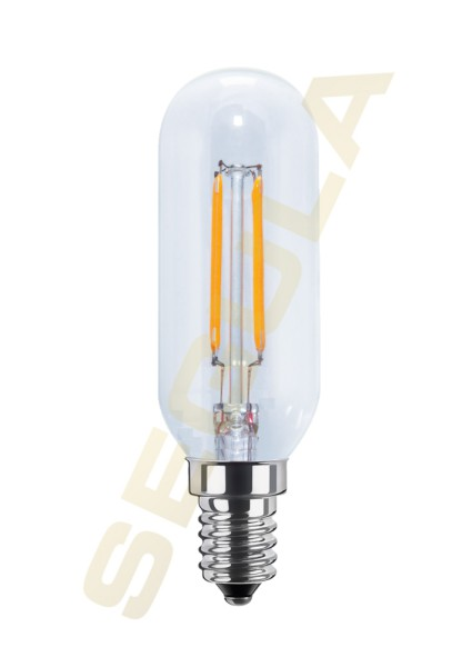 LED Tube kurz klar E14 2600 K 50678