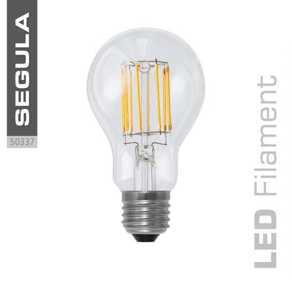 LED Glühlampe klar  E27 8,0 W (55 W) 720 Lm 2.600 K 
