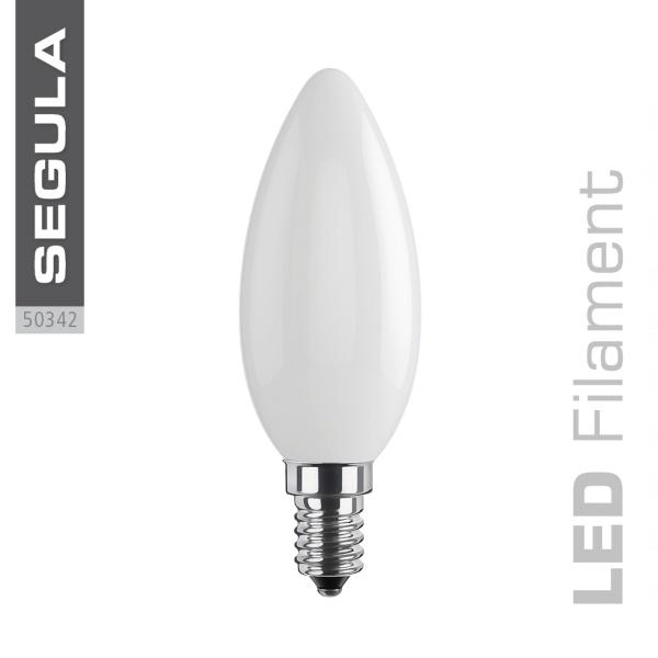 LED Kerze opal |E14|3,5 W (20 W)|200 Lm|2.600 K|