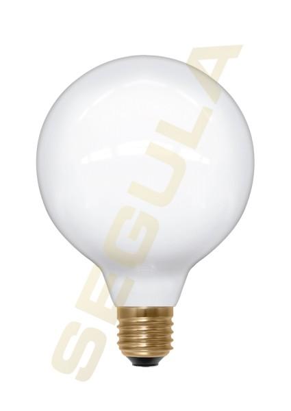 LED Globe 125 opal, E27, 50284