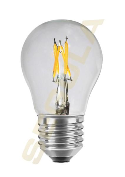 LED Ambient Dimming Glühlampen klein klar E27 50244