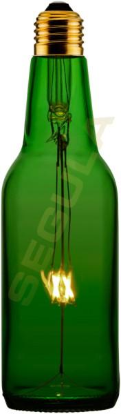 LED DEsign, Beer Bul Point grün, E27, 50131