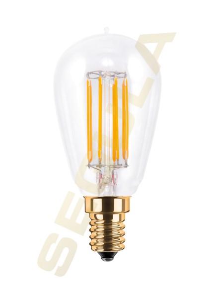 LED Radio Style klar E14 50216