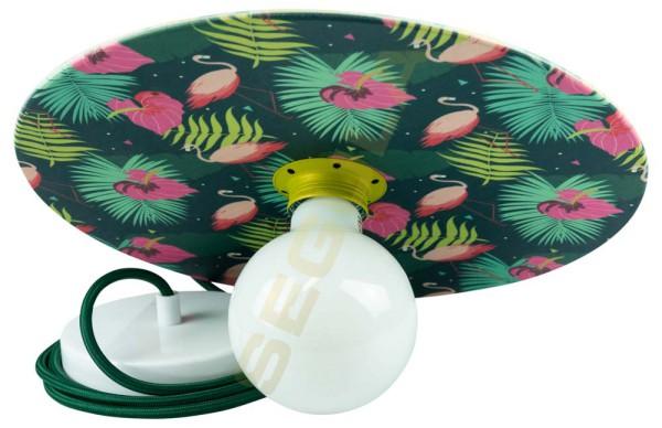 UFO Lampenteller Ananas, E27, 80511