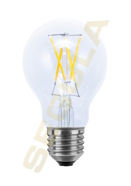 LED Glühlampe klar E27 2600 K 50327