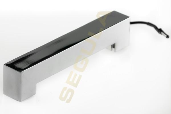 LED Möbelgriff chrome 160 mm warmwhite 50890