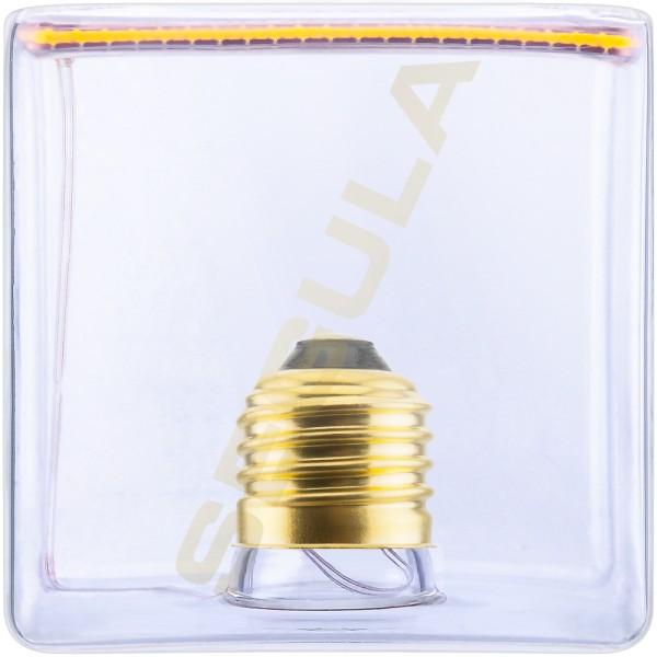 LED, Cube Inside 86, Floating, klar, E27, 50053