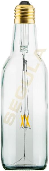 LED Beer Bulb Point klar E27, 50129