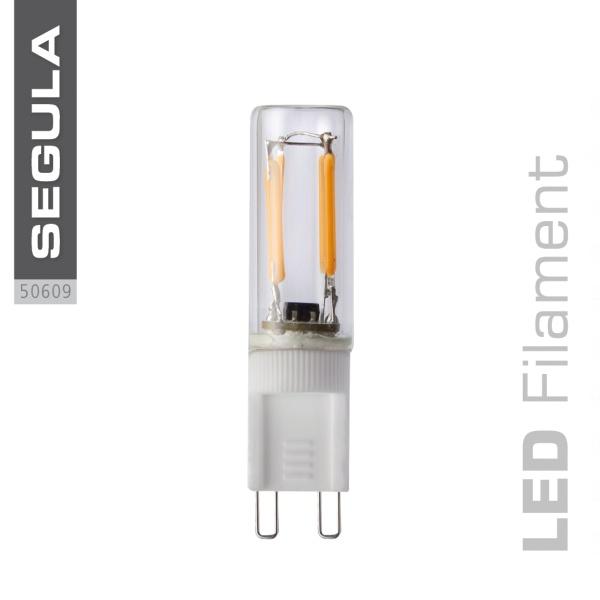 LED G9 Pin |G9|1,5 W (12 W)|120 Lm|2.600 K|