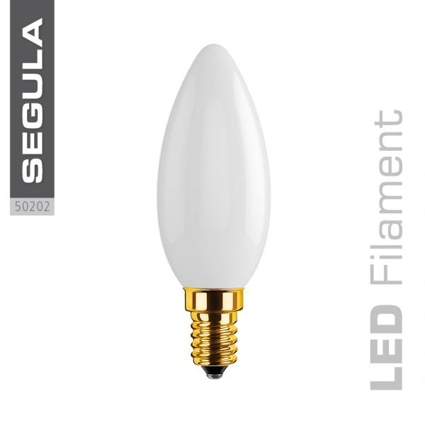 LED Kerze opal |E14|3,5 W (15 W)|150 Lm|2.200 K|