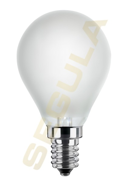LED Tropfenlampe matt, Ambient Dimming, E14, 50243