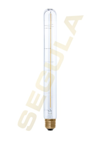 LED Long Tube 300mm klar E27 50396