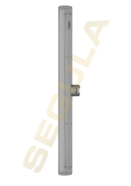 LED Linienlampe, 300mm, S14d, smokey grau, 50184