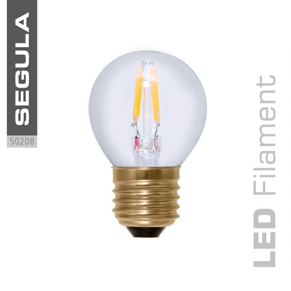 LED Golfball klar |E27|2,7 W (18 W)|180 Lm|2.200 K|