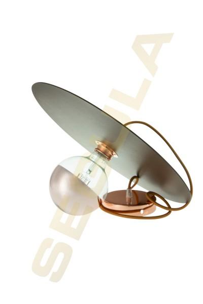 80520 Lampenteller Eisen - E27