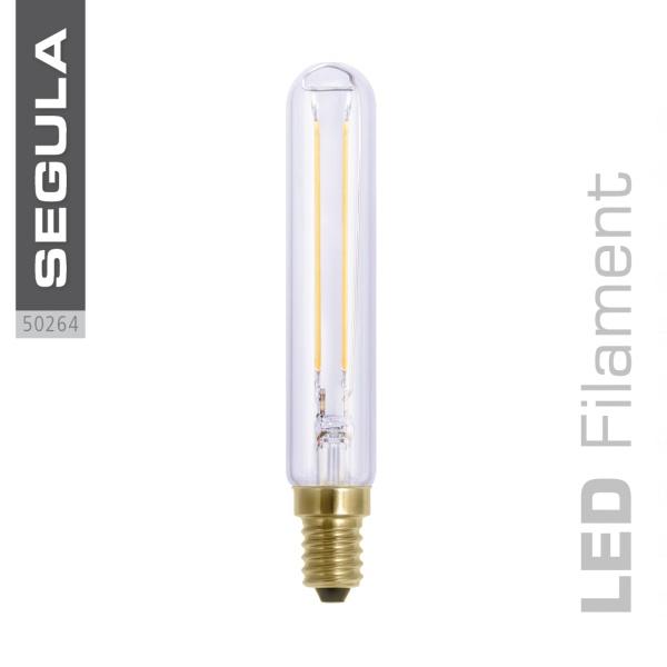 LED Tube klar |E14|2,7 W (20 W)|200 Lm|2.200 K|