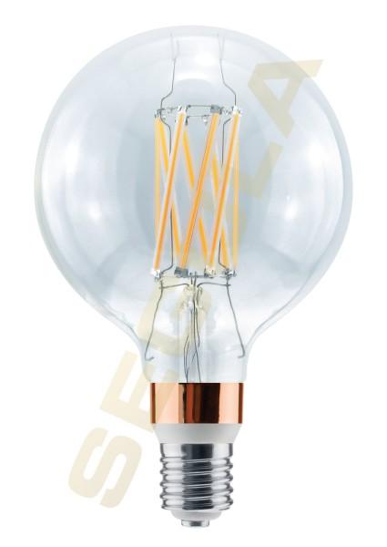 LED Globe klar E40 2200K 50886